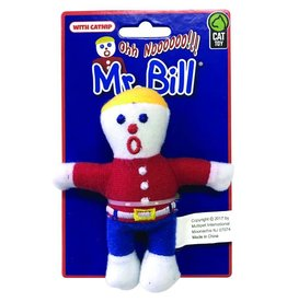 MULTIPET Mr. Bill Cat Toy 4''
