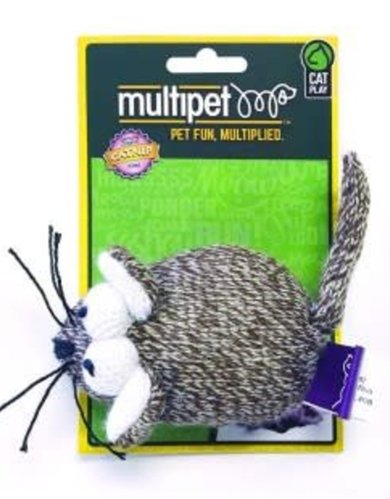 Multipet Sock Pal For Cats Catnip Toy