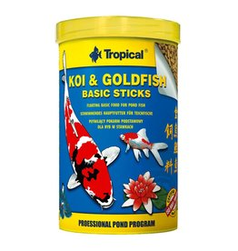 Tropical Tropical Koi & Goldfish Basic Sticks 85 g