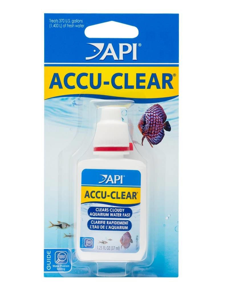 API API Accu-Clear 1.25 oz