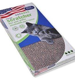 Vanness Mega Scratcher pad and cat nip
