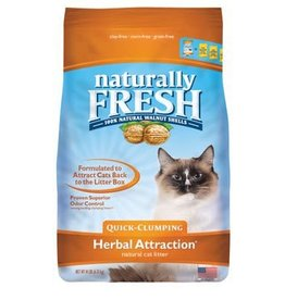 Blue Buffalo Eco-Shell Naturally Fresh Herbal Attraction Clumping Litter 14LB