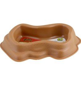 Zilla Durable Dish - Brown - Medium