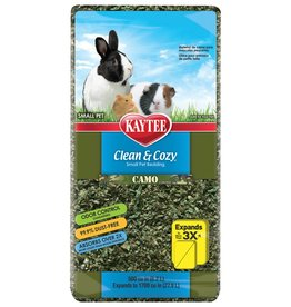 Kaytee Kaytee Clean and Cozy Small Pet Bedding - 500 cu in - Camo