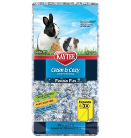 Kaytee Kaytee Clean and Cozy Small Pet Bedding - 500 cu in - Frozen Fun