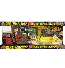 Zoo Med Zoo Med Reptihabitat Snake Kit 20G