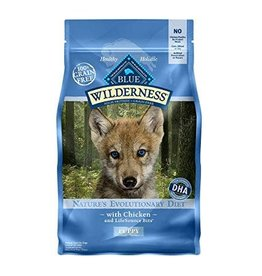 Blue Buffalo Blue Buffalo Wilderness Puppy Diet Chicken Recipe 11lb (4.9kg)