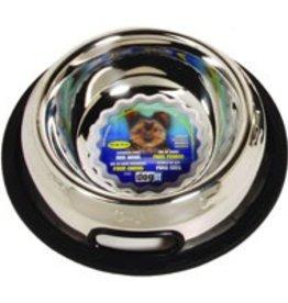 Dogit Dogit Stainless Steel Non Spill Dish, Super Large - 2.8L (96 fl oz)