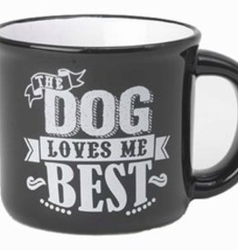 Petrageous Petrageous Daily Menu Dog Mug 16oz