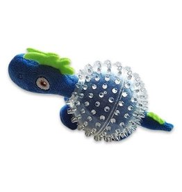 Spunky Pup Spunky Pup Dino in Spiky Ball