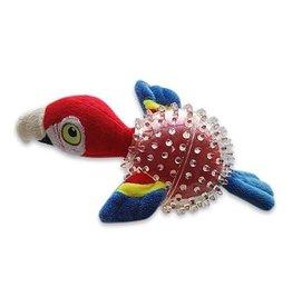 Spunky Pup Spunky Pup Parrot in Spiky Ball