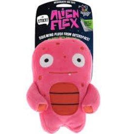 Spunky Pup Spunky Pup Alien Flex Plush Stixx