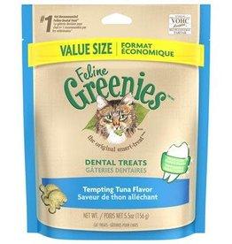 Greenies Greenies Feline Dental Tempting Tuna 5.5OZ