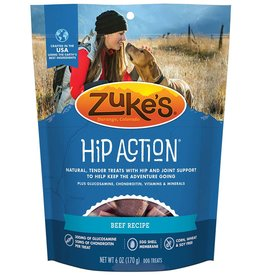 zukes Zukes Hip Action Beef 6oz