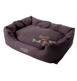 rogz Rogz Large Wall Podz Mocha Dog Bed