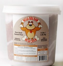 Mega Dog Mega Dog Pure Duck 2lb