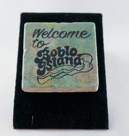 Crawford Wolfe CJ Wolfe - Boblo Island Magnet