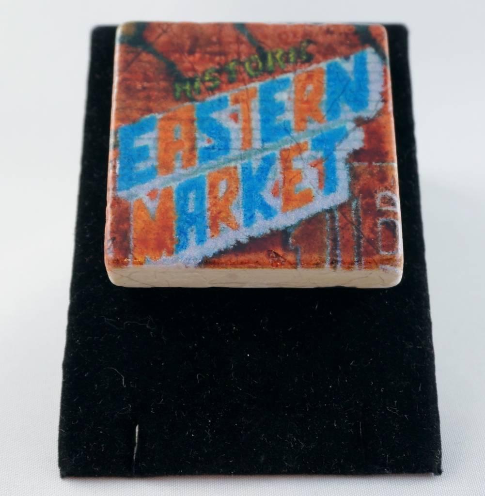 Crawford Wolfe CJ Wolfe - Eastern Market Magnet