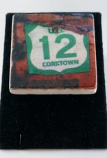 Crawford Wolfe CJ Wolfe - US 12 (Michigan Ave) Corktown Magnet