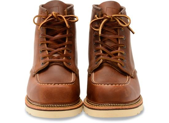 "Red Wing 1907 6"" Moc: Copper"