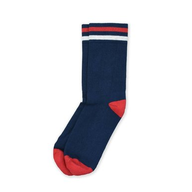 Kennedy Lux Athletic Sock Navy