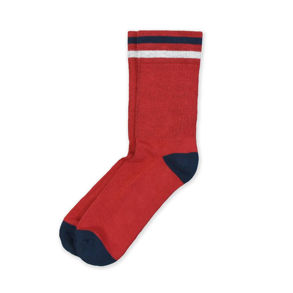 American Trench Kennedy Red Sock