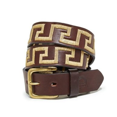 Greek Pattern Belt