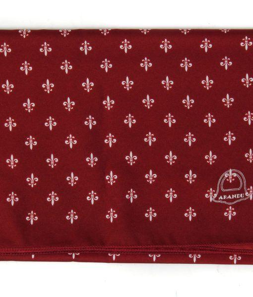 Arandu Fleur De Lis Handkerchief