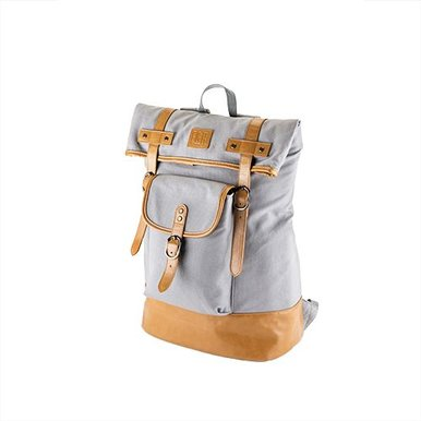 Insulated Canvas Cooler Backpack