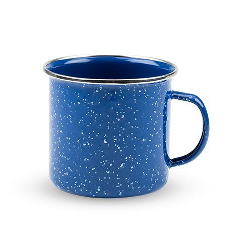 Foster & Rye Blue Enamel Mug