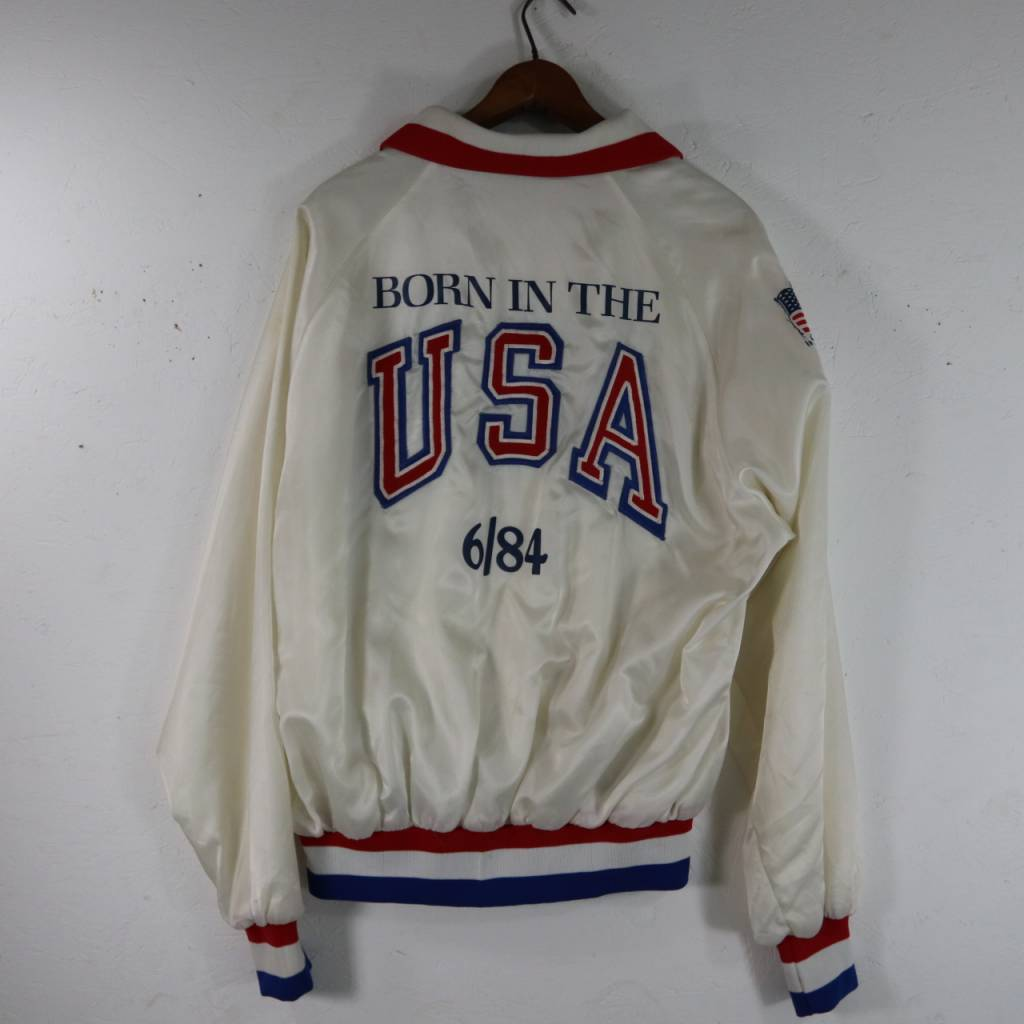 Bruce Springsteen Born in the USA Tour Jacket