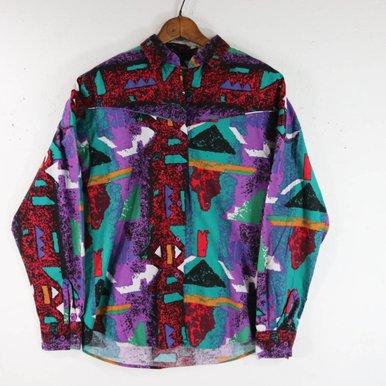 Wrangler Mulitcolor LS Shirt