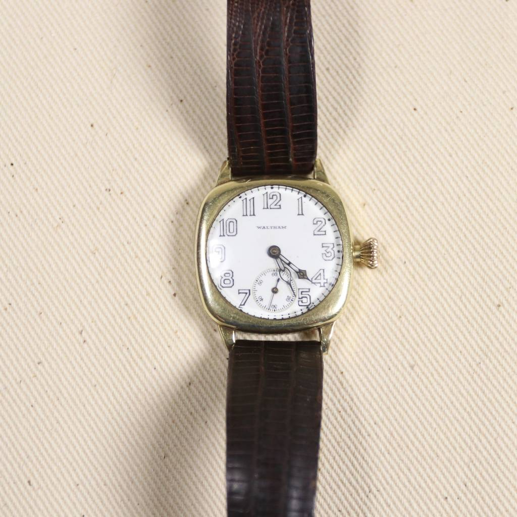 Waltham WWI Trench Watch 1909