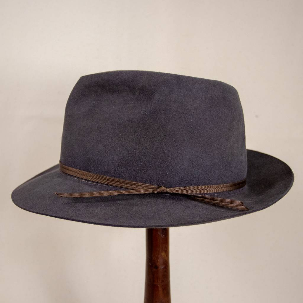 Herbert Johnson Bowler Hat - Worn   Company 37b03754de2