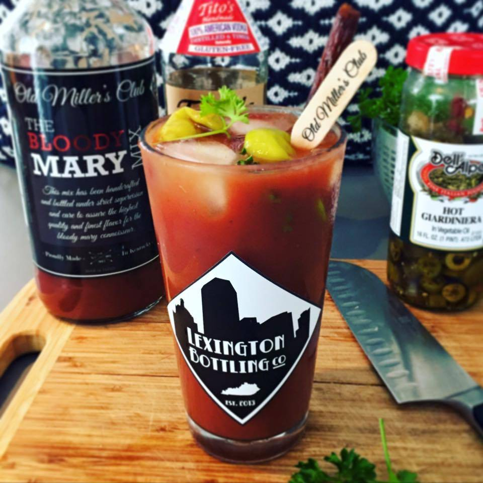 Old Miller's Club Bloody Mix