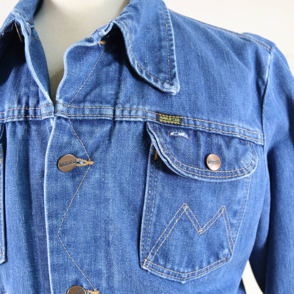 60s Wrangler Mavericks Jacket