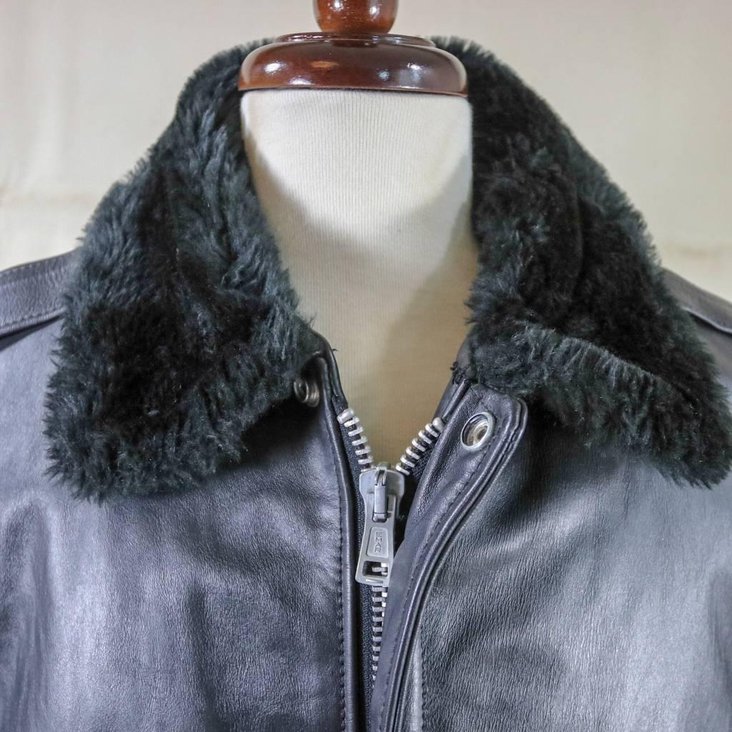 David Bowie Crew Leather Jacket