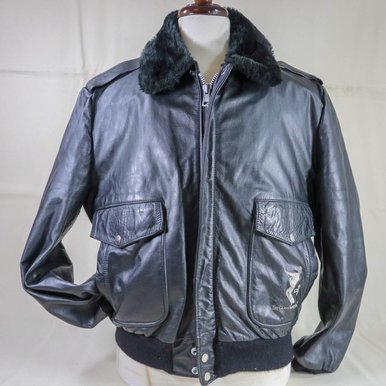 David Bowie Crew Leather Jacket