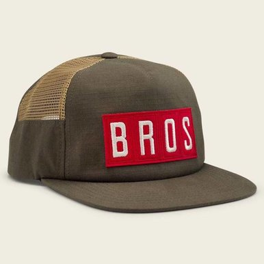 HB Scout Snapback Hat -Bros
