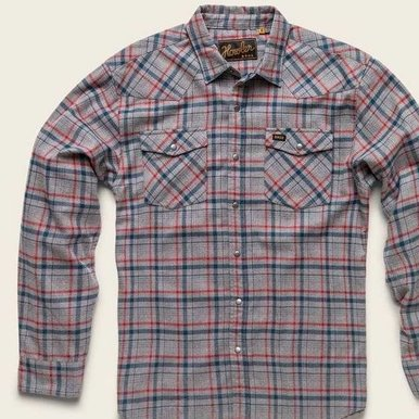 Long Sleeve Button Downs