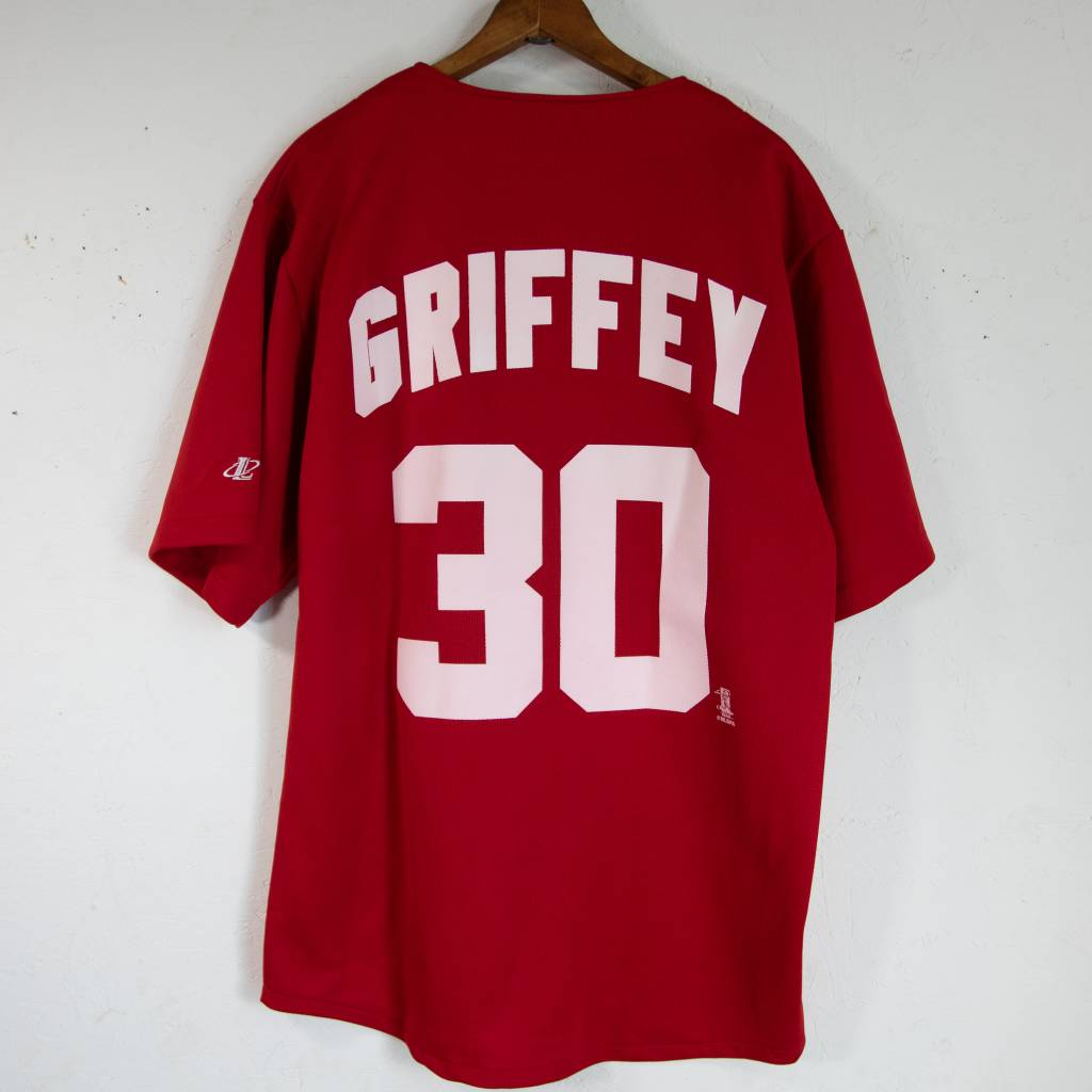 MLB Jersey Reds Griffey Jr. (Red)