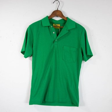 Velva Sheen Green Polo