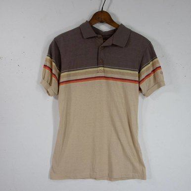 Brown and Tan Polo