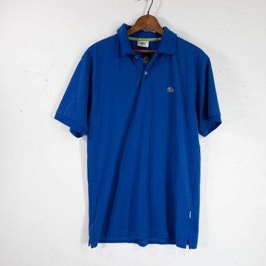 Blue Lacoste Polo