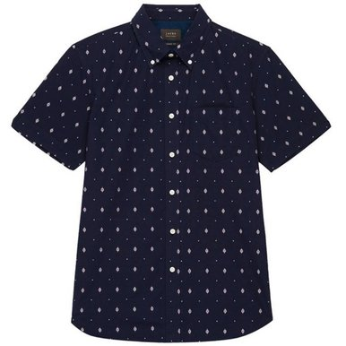Indigo Embroidered SSBD