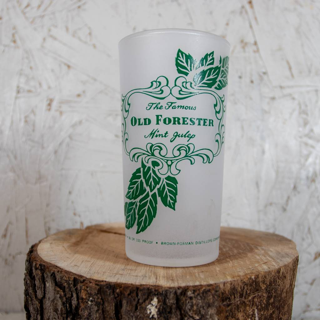 Old Forester Julep Frosted