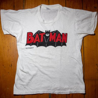Batman Tee 1966