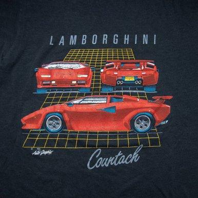 Lamborghini Countach Shirt