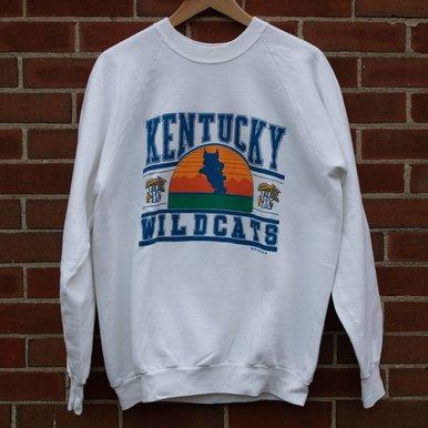 Kentucky Wildcats Sunset 1987