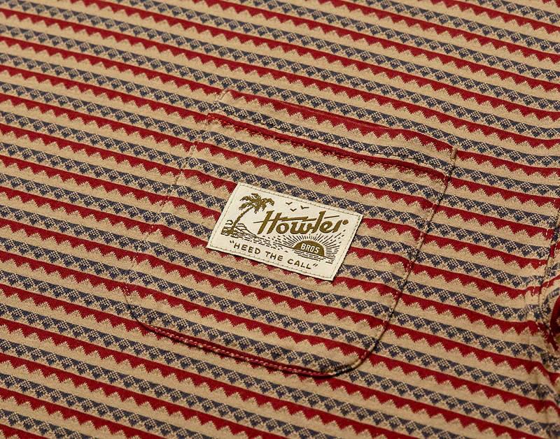 Howler Brothers Zuma Jacquard T-Shirt